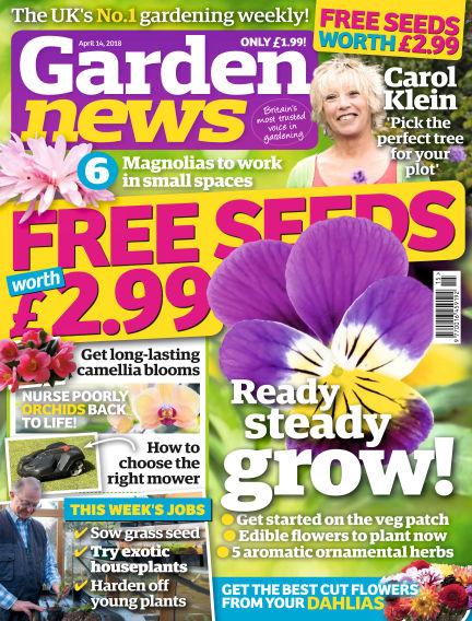Garden News April 10, 2018 00:00