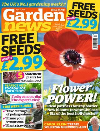 Garden News NR.17 2018