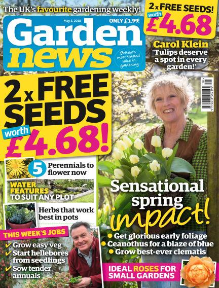 Garden News May 01, 2018 00:00