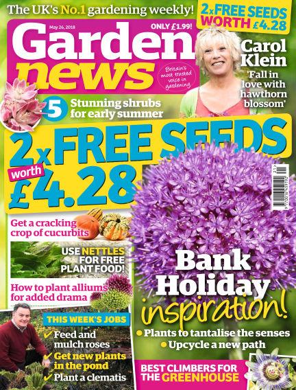 Garden News May 22, 2018 00:00