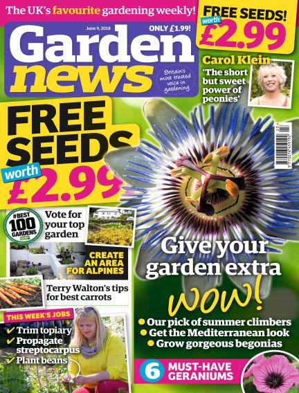 Garden News June 05, 2018 00:00