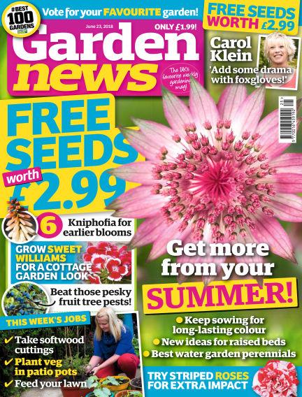 Garden News June 19, 2018 00:00