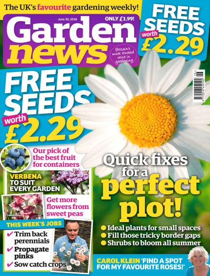 Garden News June 26, 2018 00:00