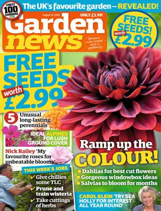Garden News NR.34 2018