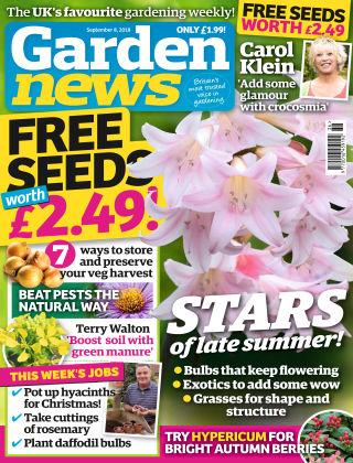 Garden News NR.36 2018