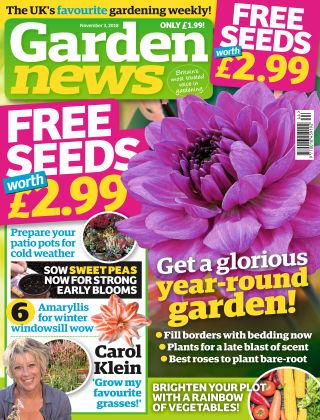 Garden News Nov 3 2018