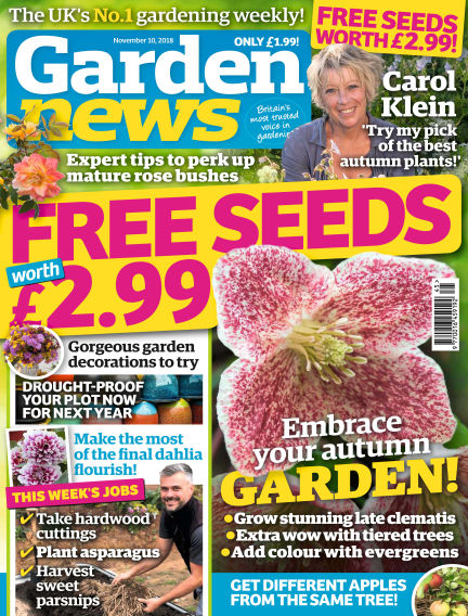 Garden News November 06, 2018 00:00