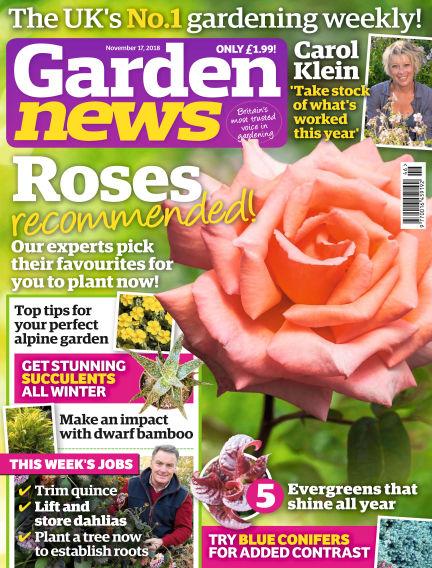 Garden News November 13, 2018 00:00
