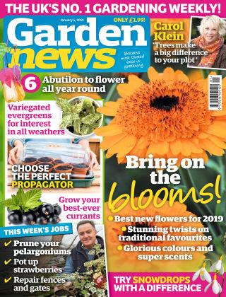 Garden News Jan 5 2019