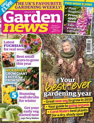 Garden News Jan 12 2019