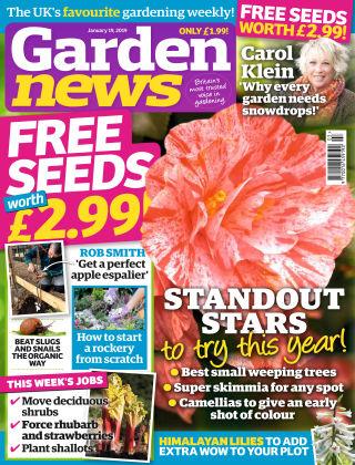 Garden News Jan 19 2019