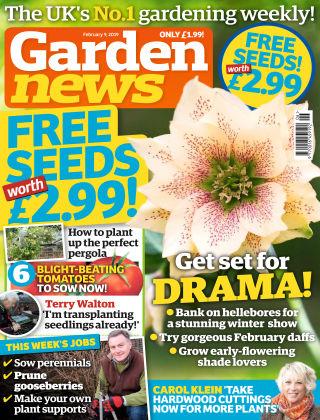Garden News Feb 9 2019