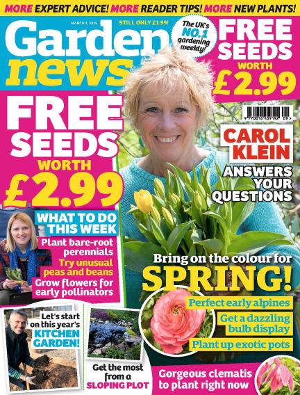 Garden News February 26, 2019 00:00