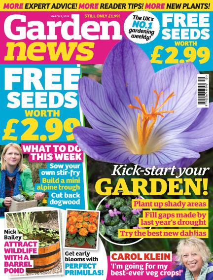 Garden News March 05, 2019 00:00