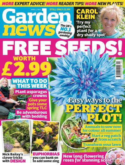 Garden News April 02, 2019 00:00