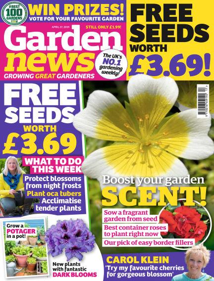 Garden News April 24, 2019 00:00