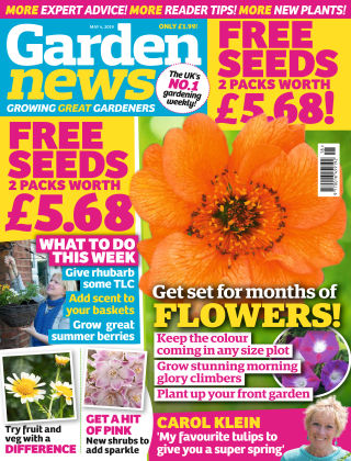 Garden News May 4 2019
