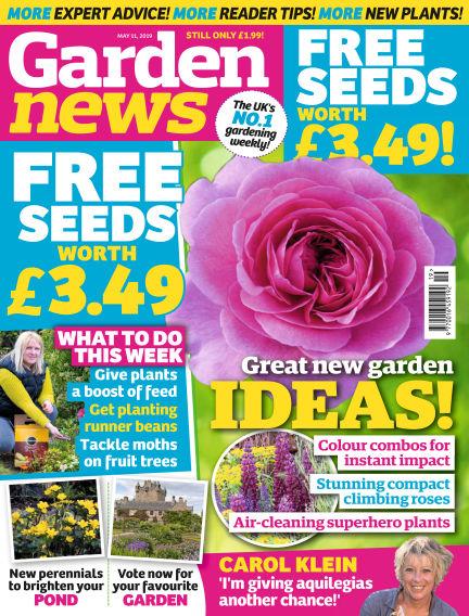 Garden News May 08, 2019 00:00