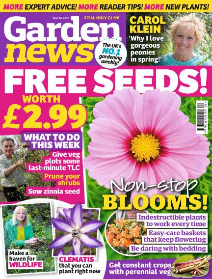 Garden News May 14, 2019 00:00