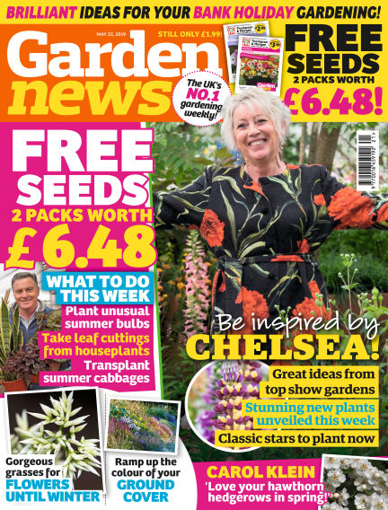 Garden News May 21, 2019 00:00