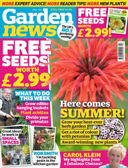 Garden News May 29, 2019 00:00