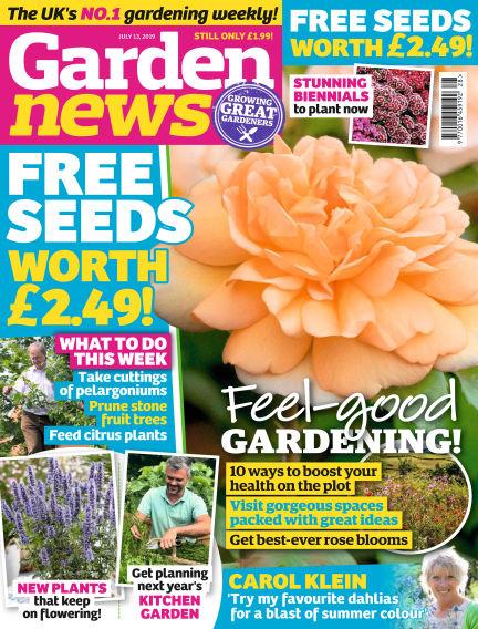 Garden News July 09, 2019 00:00