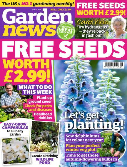 Garden News July 16, 2019 00:00