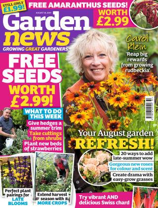 Garden News Aug 10 2019