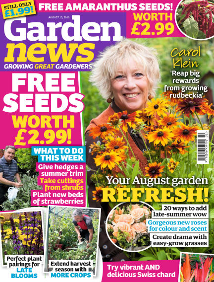 Garden News August 06, 2019 00:00