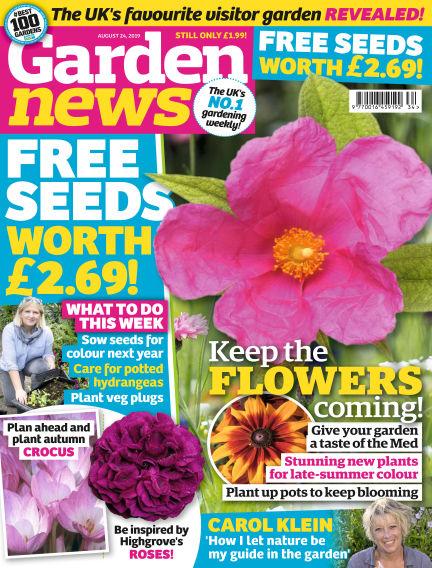 Garden News August 20, 2019 00:00