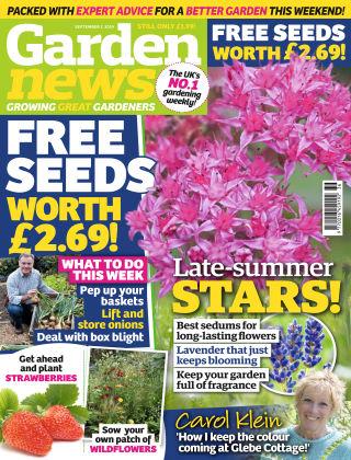Garden News 3rd September 2019