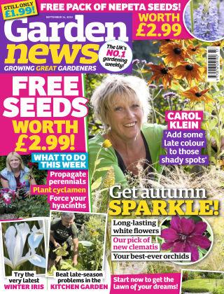 Garden News Sep 14 2019