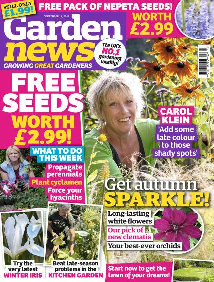 Garden News September 10, 2019 00:00