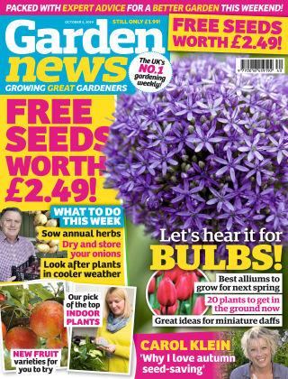 Garden News Oct 5 2019