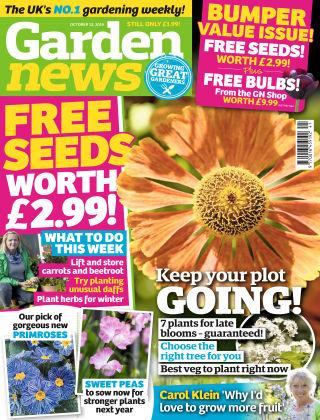 Garden News Oct 12 2019