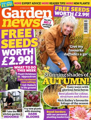 Garden News Oct 19 2019