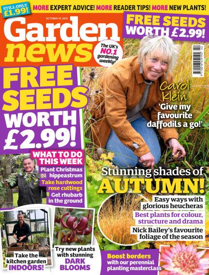 Garden News October 15, 2019 00:00