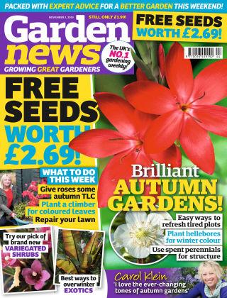 Garden News Nov 2 2019