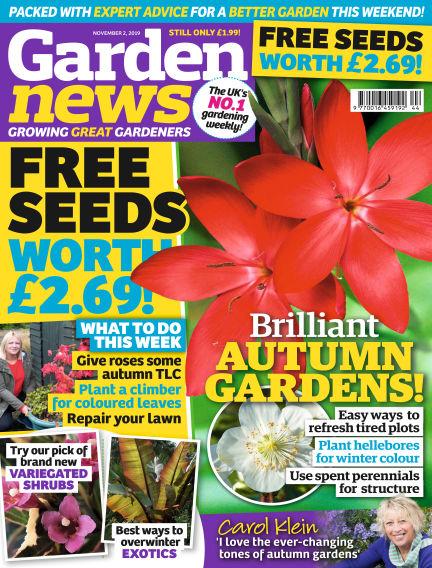 Garden News October 29, 2019 00:00