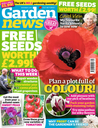 Garden News Nov 9 2019