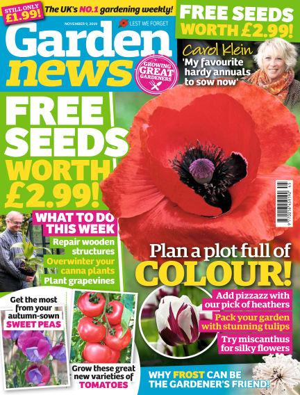 Garden News November 05, 2019 00:00