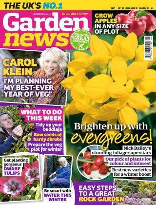 Garden News Nov 16 2019