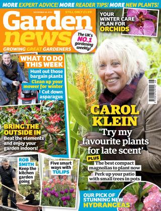 Garden News Nov 30 2019