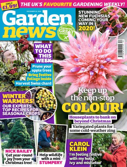 Garden News December 25, 2019 00:00