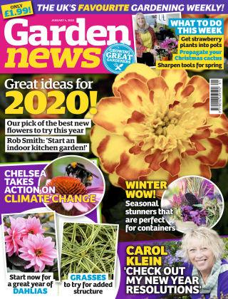 Garden News Jan 4 2020