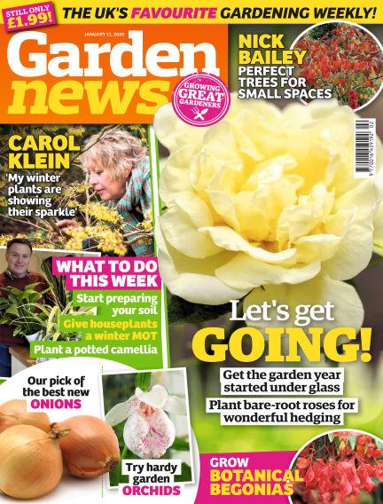 Garden News January 07, 2020 00:00