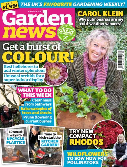Garden News January 14, 2020 00:00