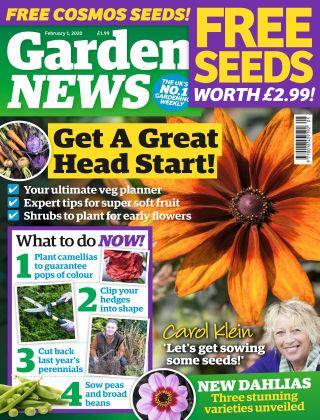 Garden News Feb 1 2020