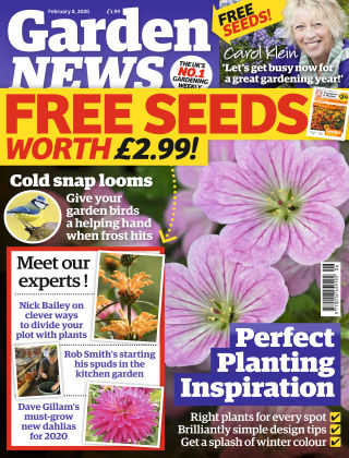 Garden News Feb 8 2020