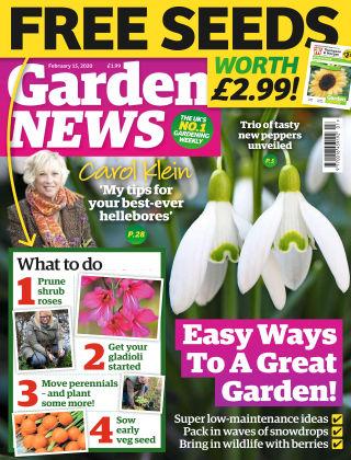 Garden News Feb 15 2020